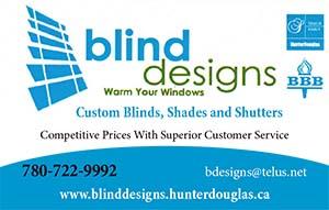 Blind Designs 2015
